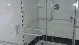 Dusche C nachher